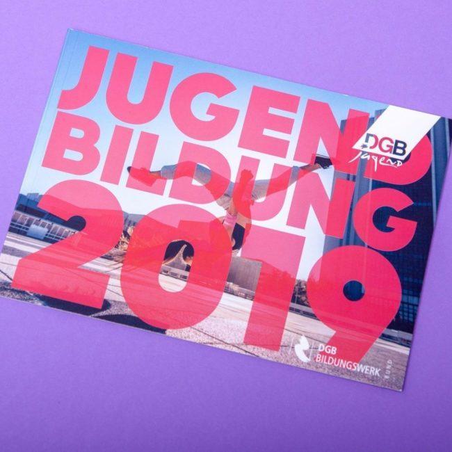 Editorial Design | DGB Jugend