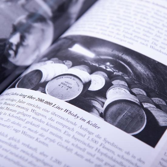 Editorial Design |Jubiläumsfestschrift Bockbrauerei Berlin