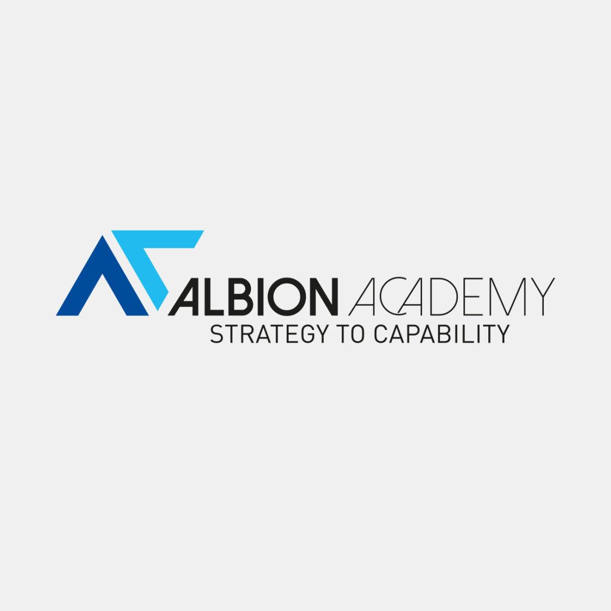 Albion Logodesign
