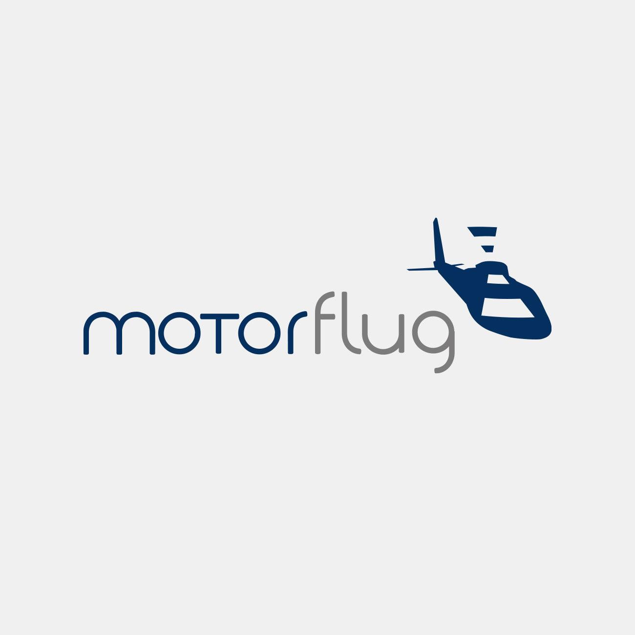 Motorflug Logodesign