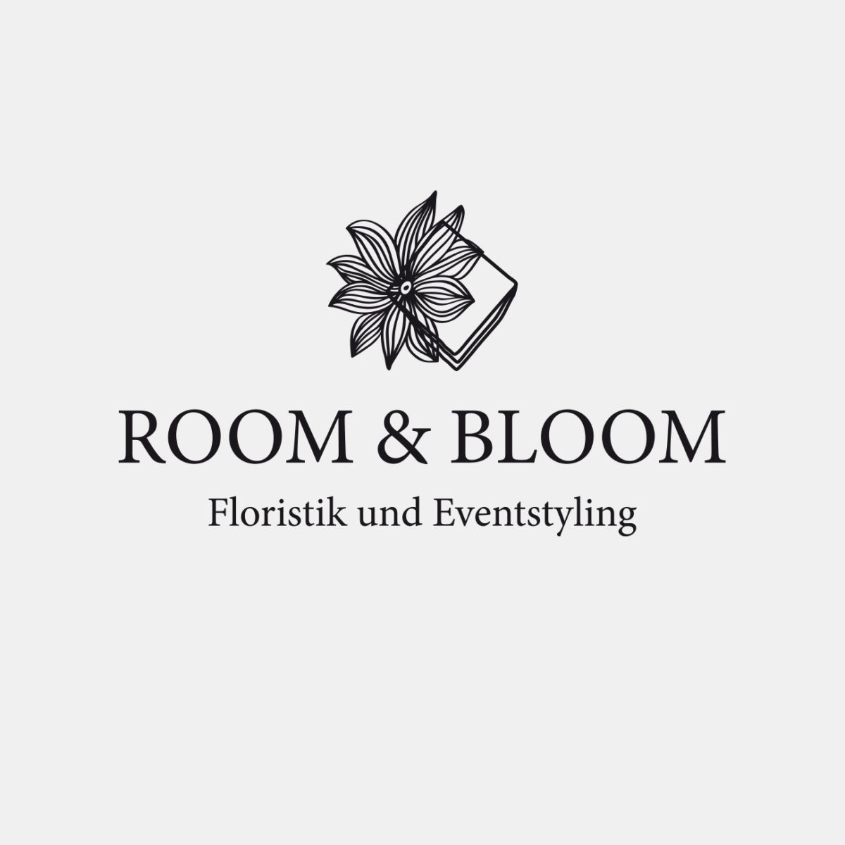 Room & Bloom Logodesign