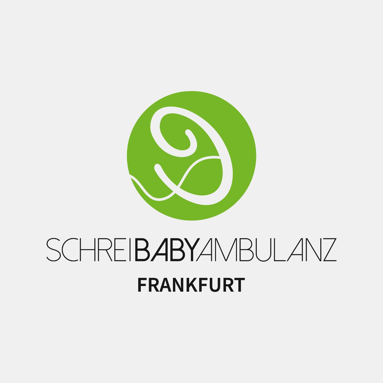 SchreiBabyAmbulanz Frankfurt Logodesign