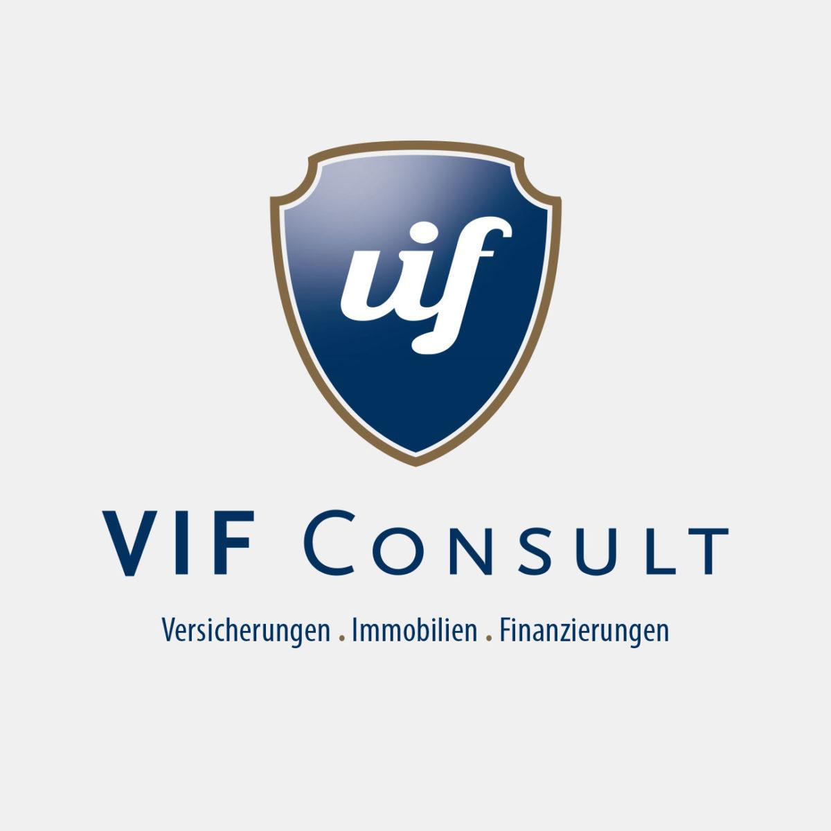 Vif Consult Logodesign